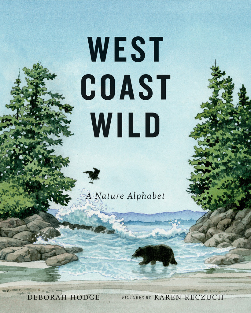 West Coast Wild Signed Hardcover First Edition