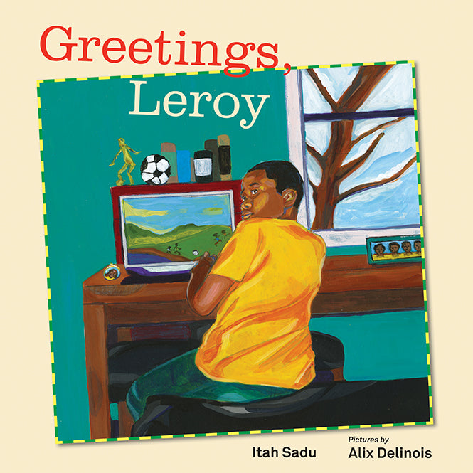 Cover of Greetings, Leroy