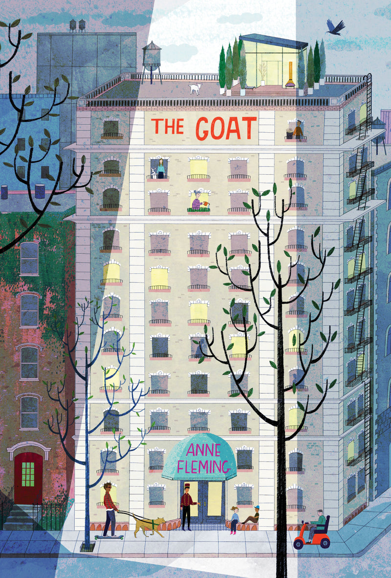 Cover of The Goat
