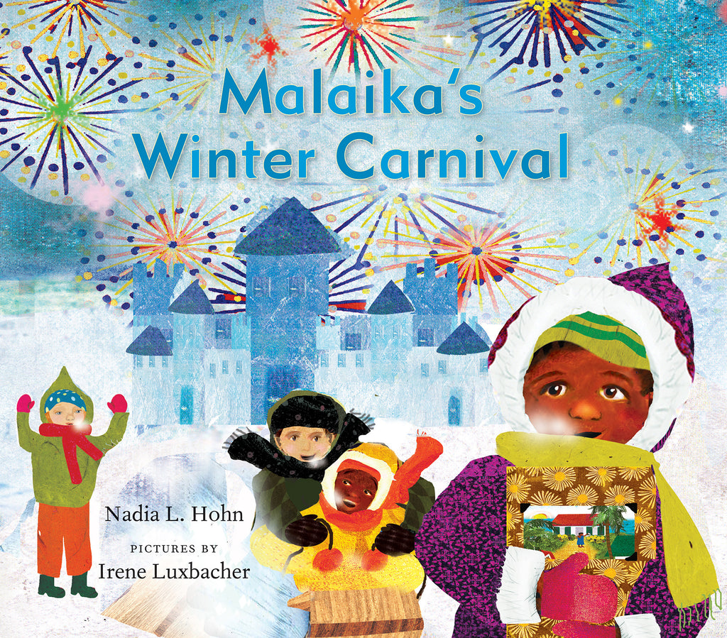 Malaika's Winter Carnival Signed First Edition Hardcover