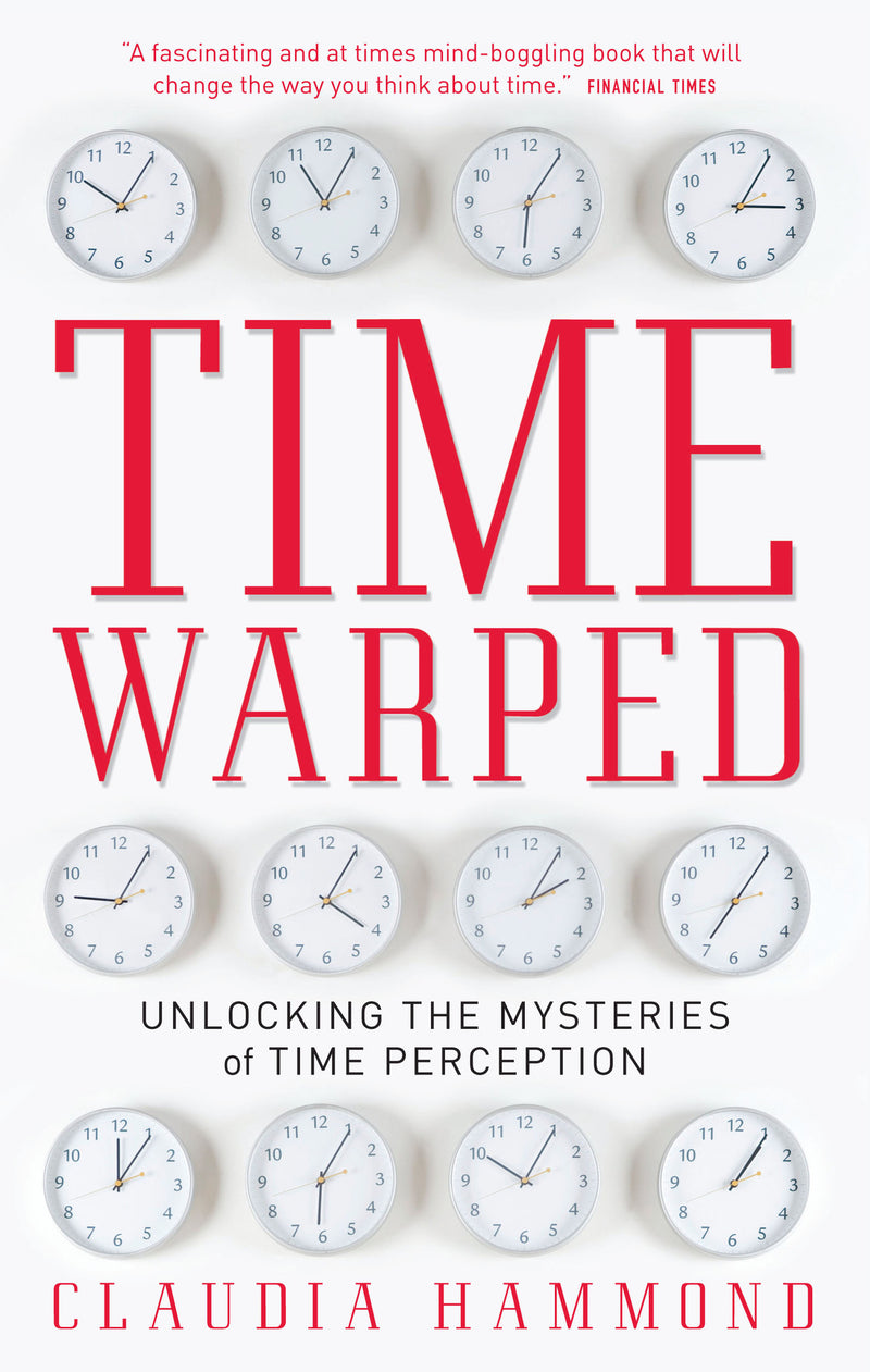 Cover of Time Warped Signed Paperpack Edition