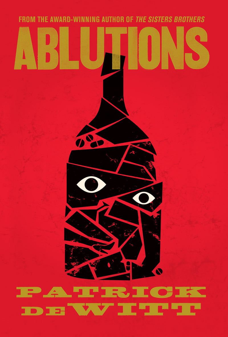 Cover of Ablutions Signed Paperback Edition