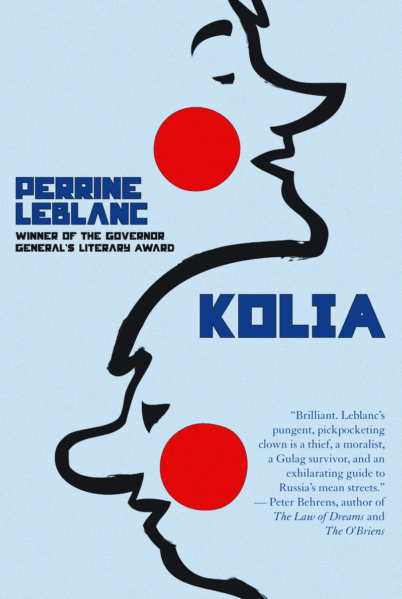 Cover of Kolia Signed Paperback Edition