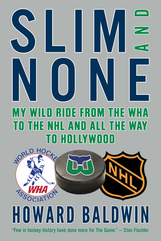Slim and None Signed Hardcover Edition
