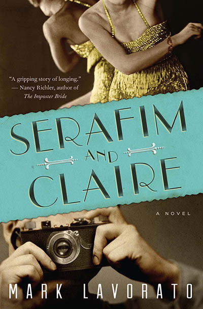 Cover of Serafim and Claire Signed Paperback Edition