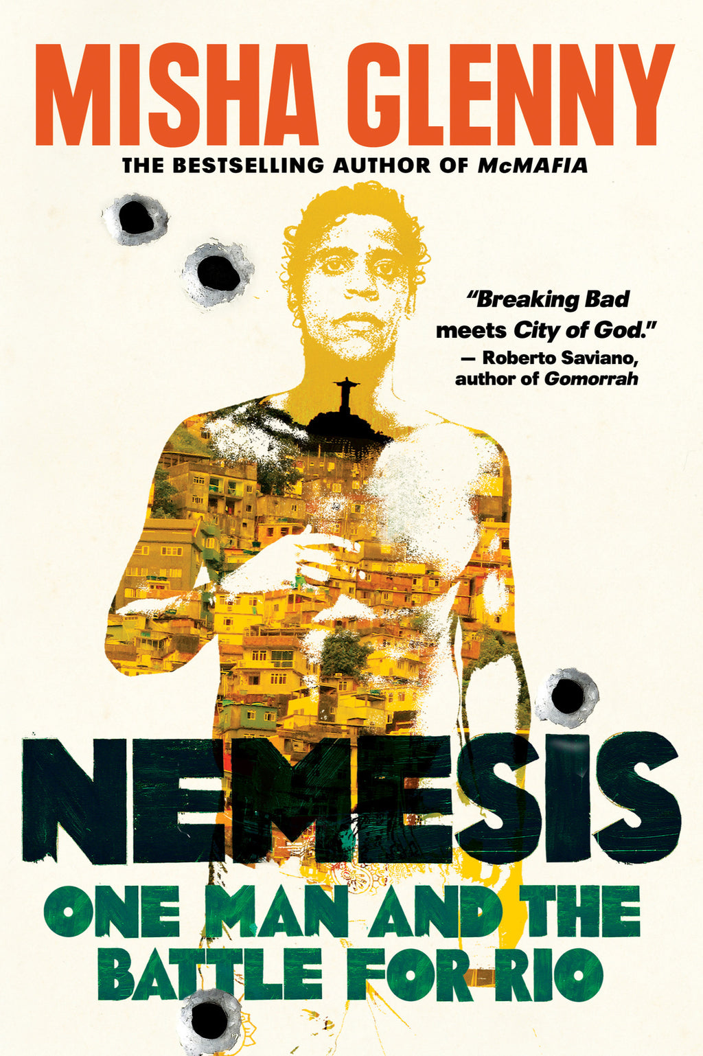 Nemesis signed first edition hardcover