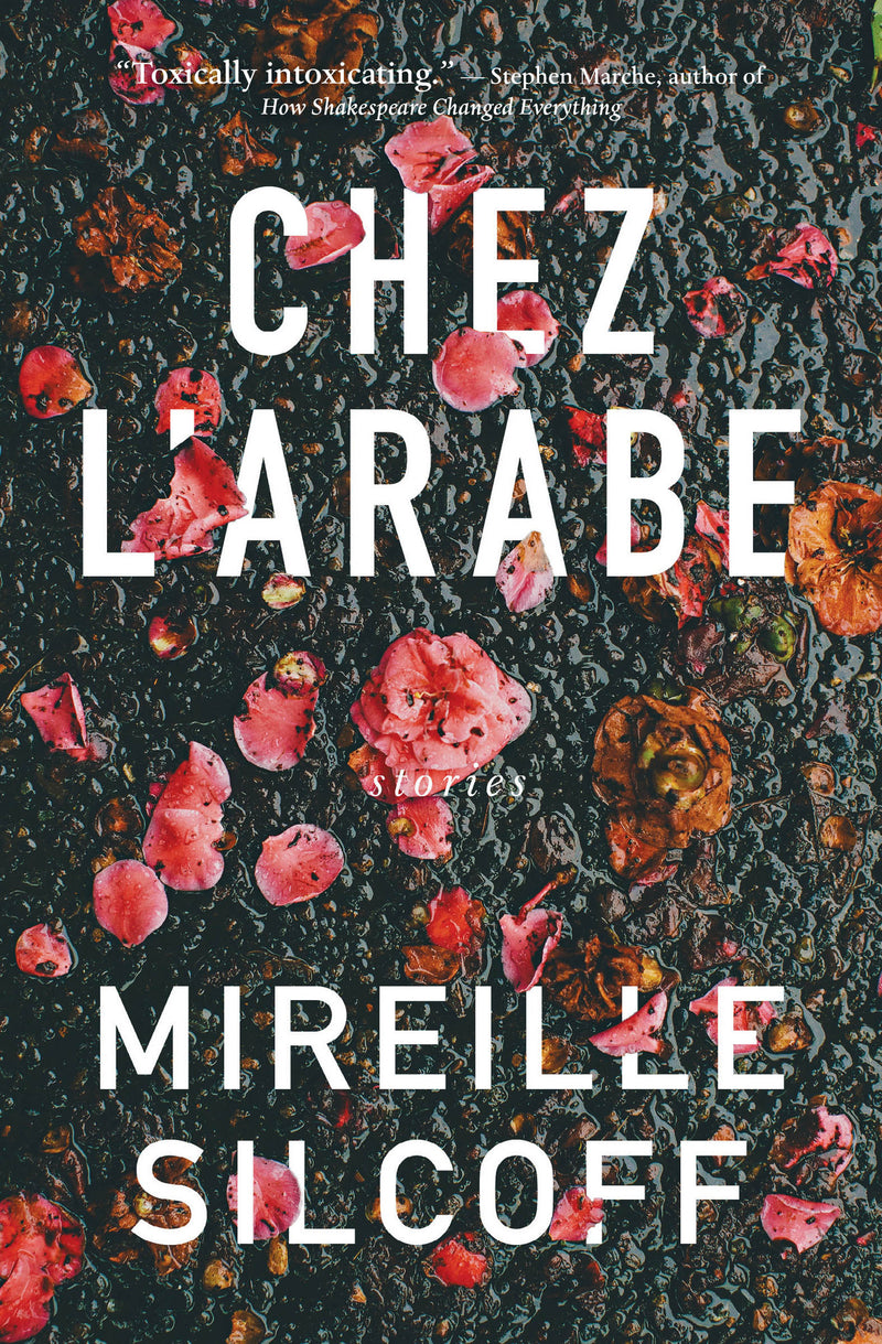 Cover of Chez l'arabe Signed Paperback Edition