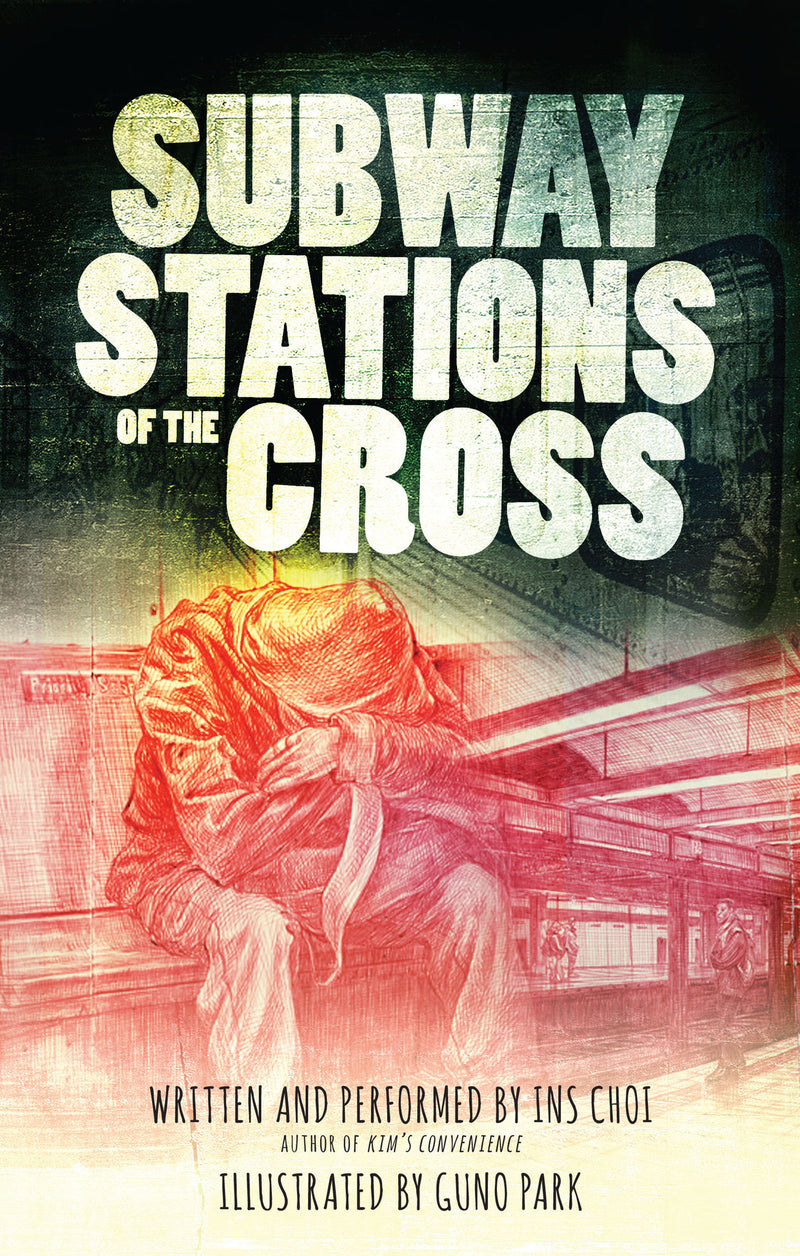 Cover of Subway Stations of the Cross Signed Edition