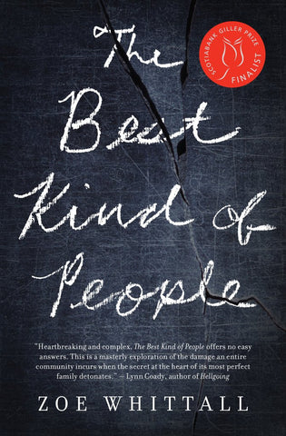 The Best Kind of People Signed Paperback Edition