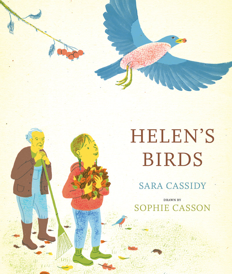 Cover of Helen's Birds