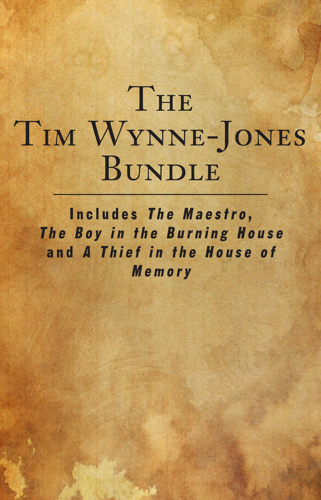 The Tim Wynne-Jones Bundle