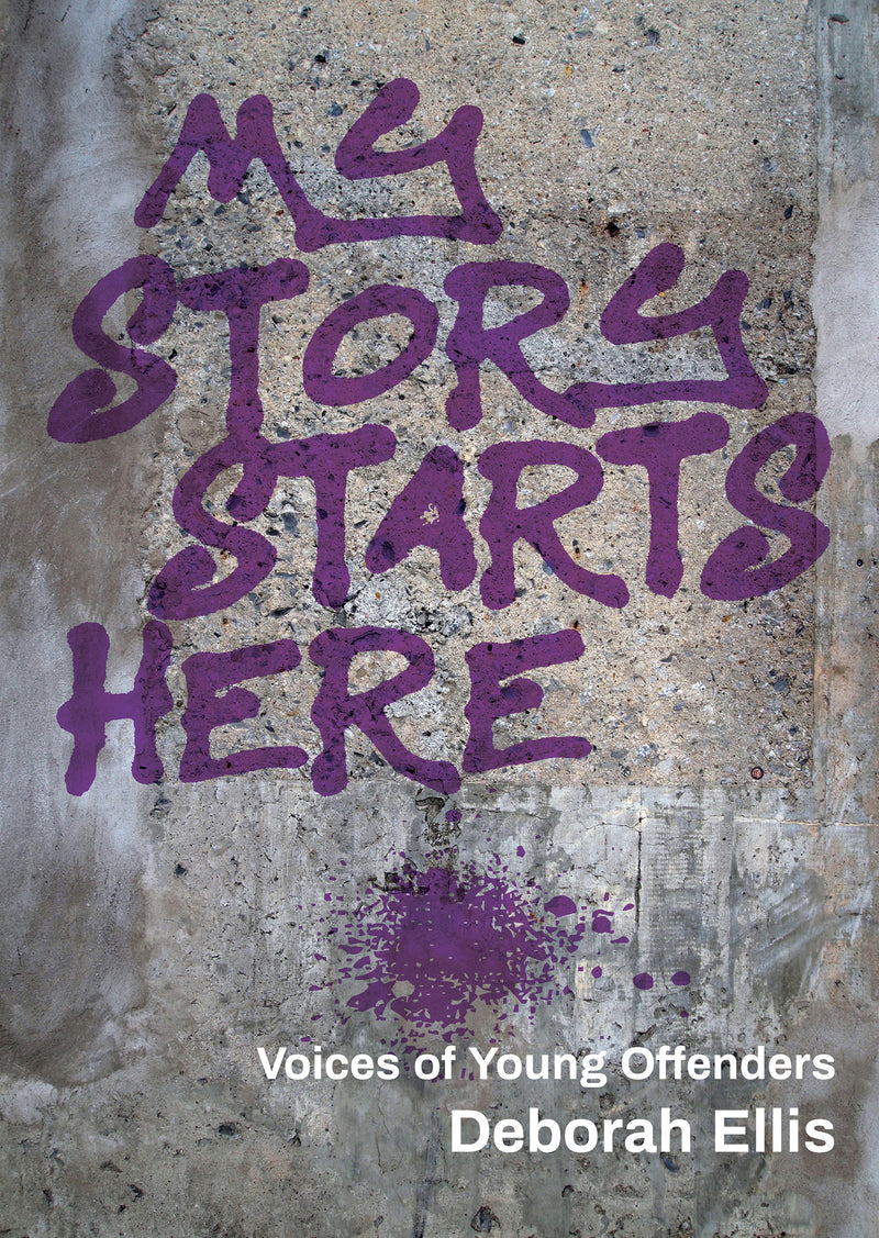 Cover of My Story Starts Here