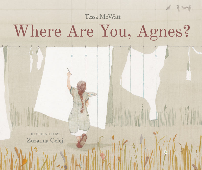 Cover of Where Are You, Agnes?