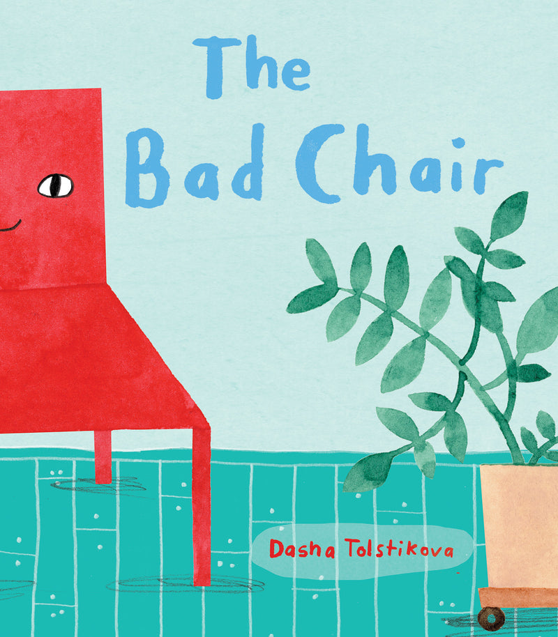 Cover of The Bad Chair
