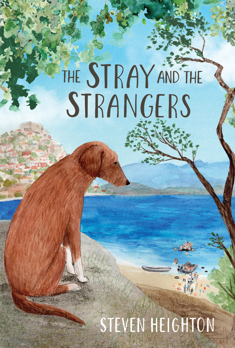 Cover of The Stray and the Strangers