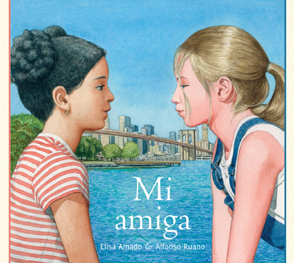 Cover of Mi amiga
