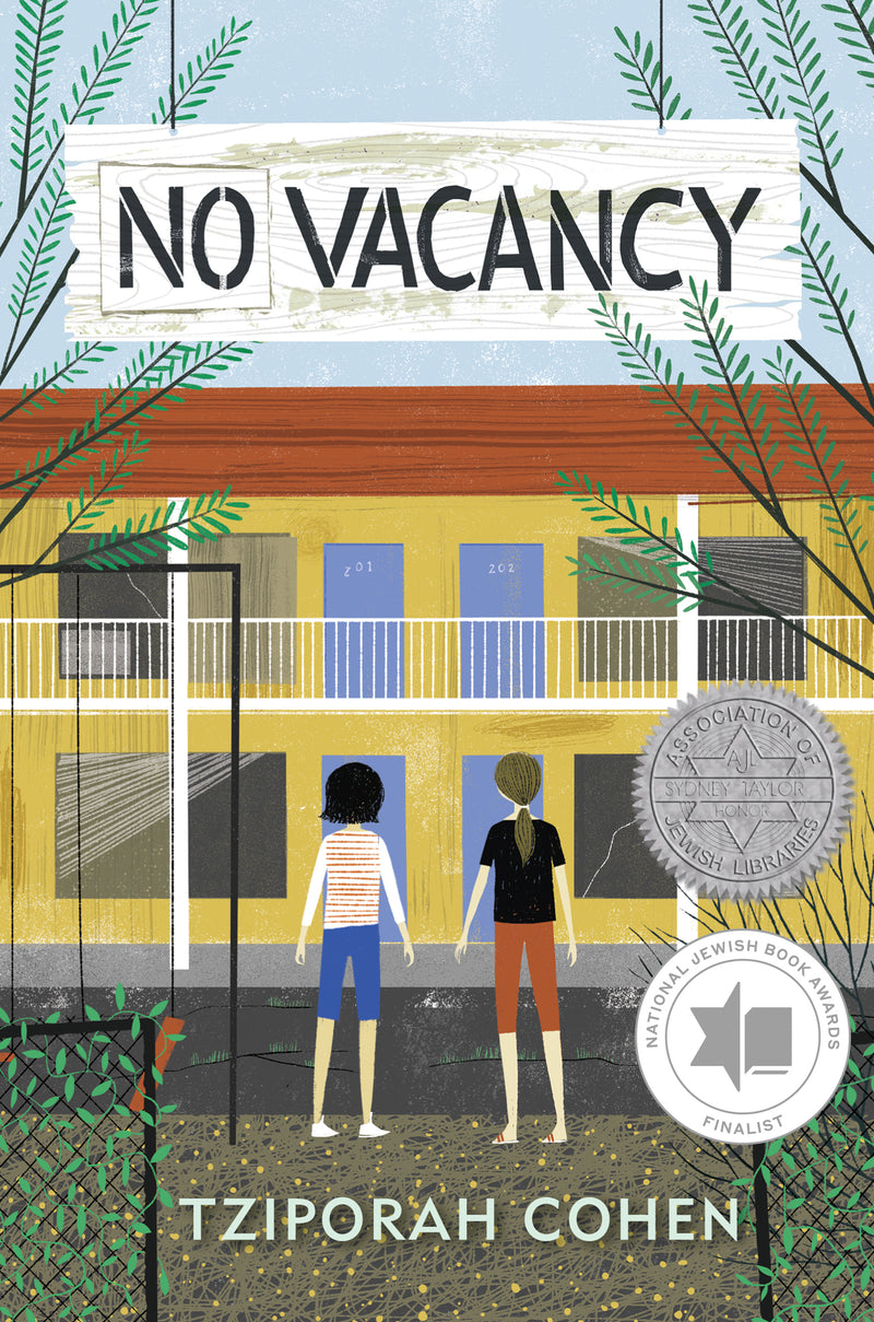Cover of No Vacancy