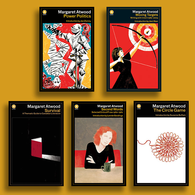 Cover of Atwood Library Bundle