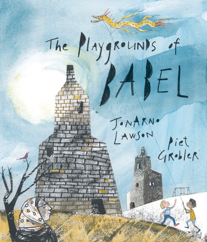 Cover of The Playgrounds of Babel