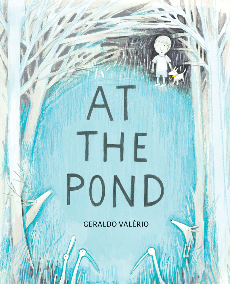 Cover of At the Pond