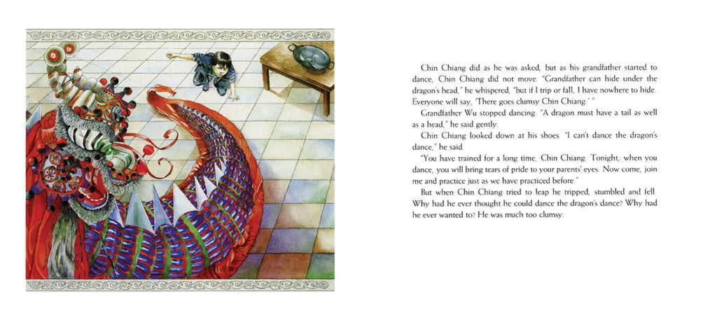 Chin Chiang and the Dragon's Dance