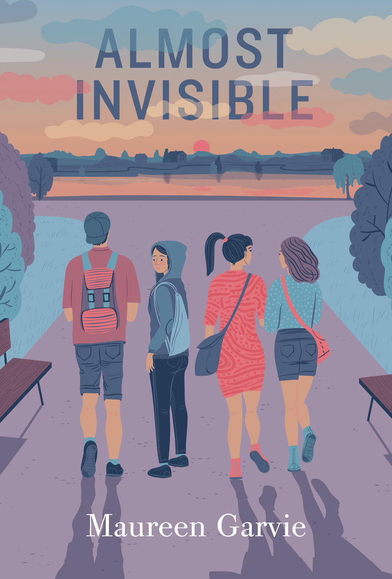 Cover of Almost Invisible