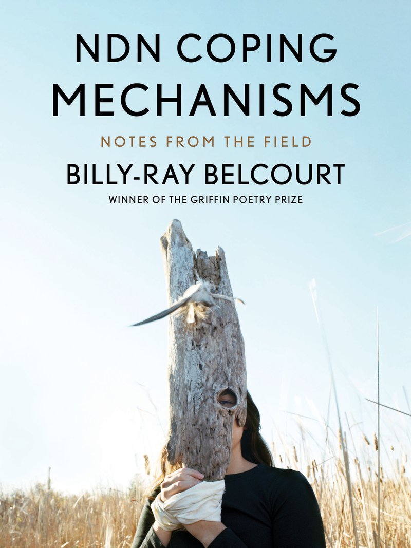 Cover of Signed Edition of NDN Coping Mechanisms by Billy-Ray Belcourt