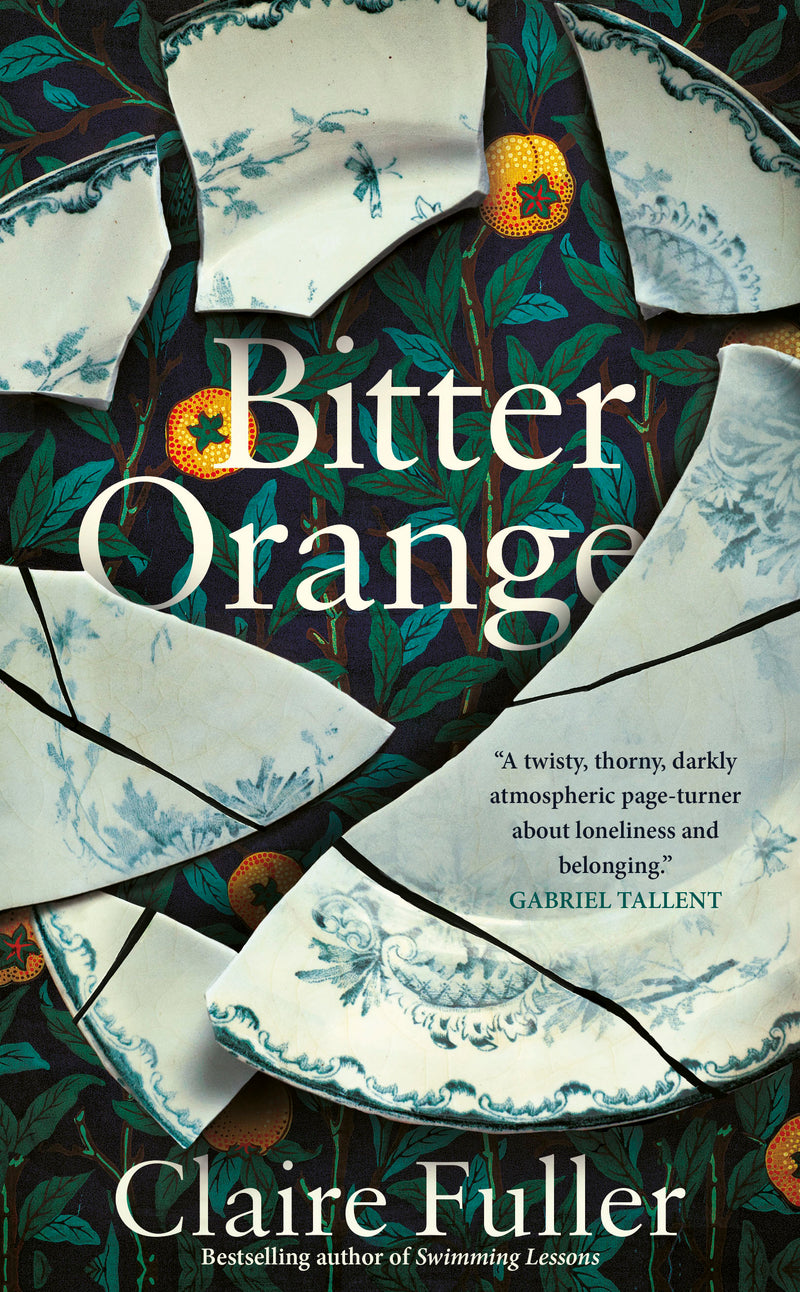 Cover of Bitter Orange