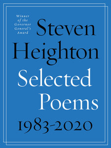 Selected Poems 1983–2020