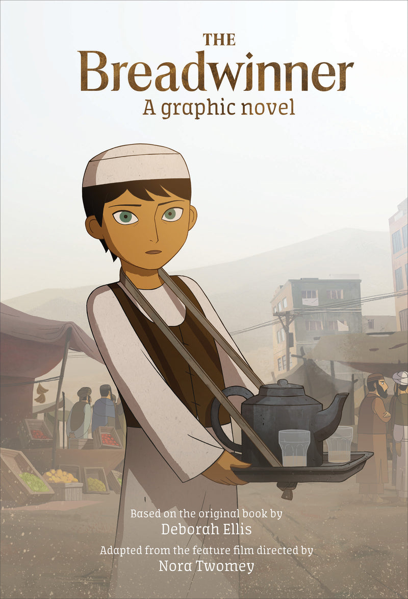 Cover of The Breadwinner: A Graphic Novel