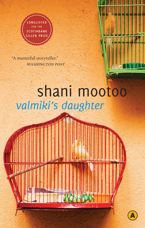 Cover of Valmiki's Daughter