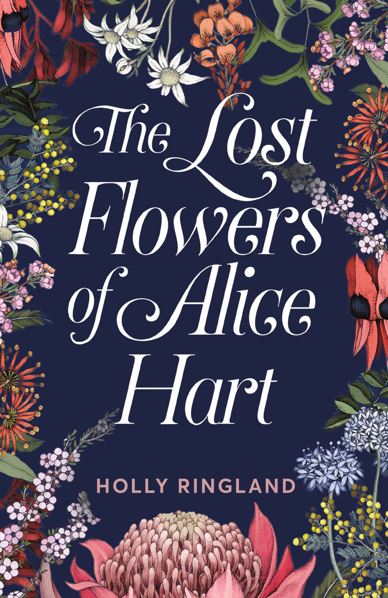 Cover of The Lost Flowers of Alice Hart