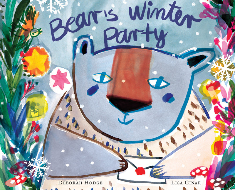 Cover of Bear's Winter Party Signed Edition