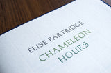 Chameleon Hours chapbook