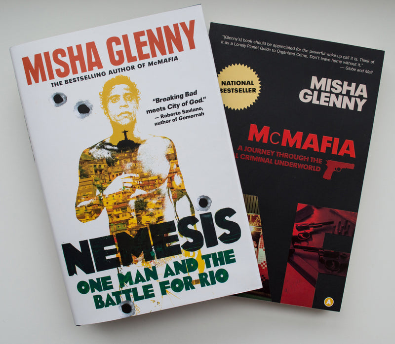 Cover of Nemesis and McMafia Bundle