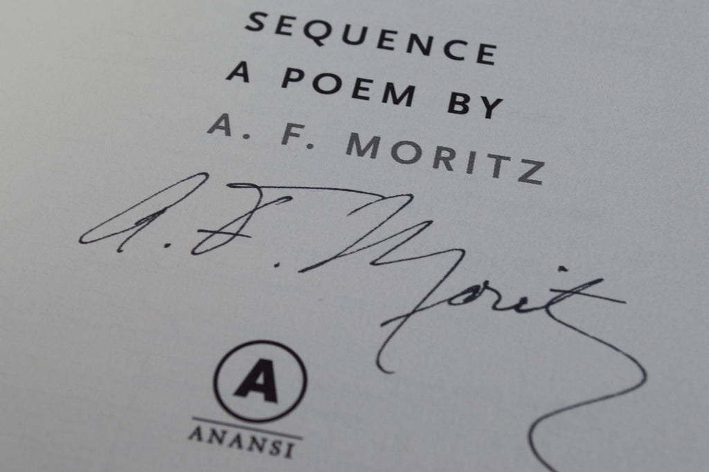 Sequence Signed Paperback Edition