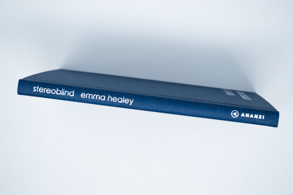 Special Edition of Stereoblind by Emma Healey