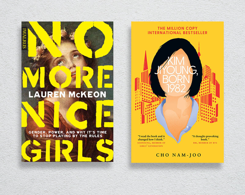 Cover of Feminist Reads Bundle