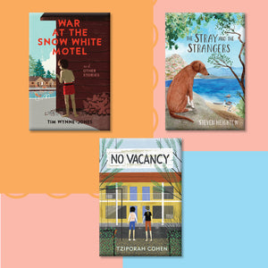 Groundwood Books Bundle: Fiction Favourites