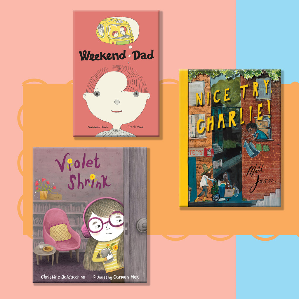 Picture Books for All Ages Groundwood Books Bundle