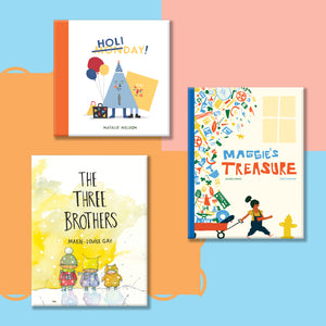 Groundwood Books Holiday Bundle: Grades K-3