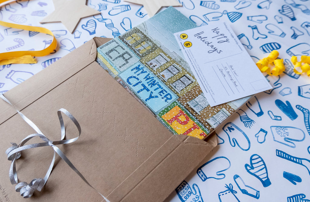 Groundwood Holiday Subscription Box