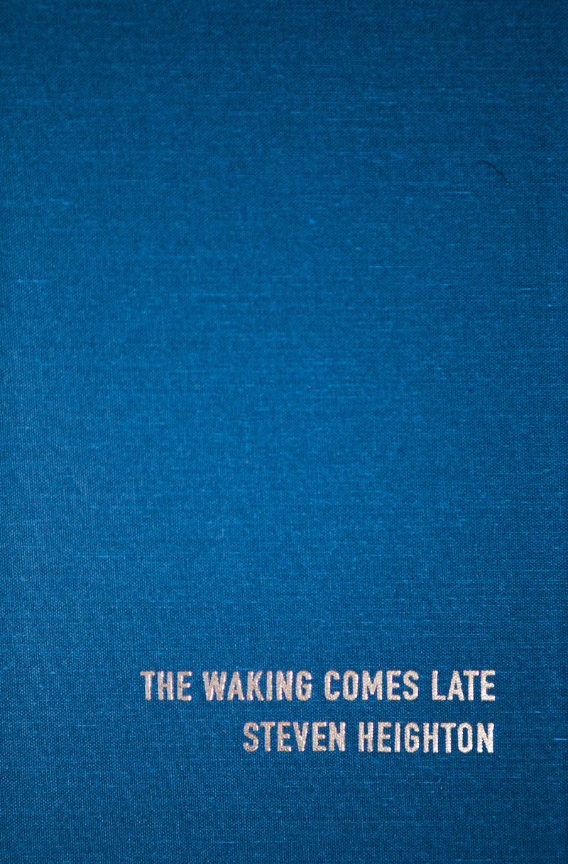 Cover of Special Edition of The Waking Comes Late by Steven Heighton