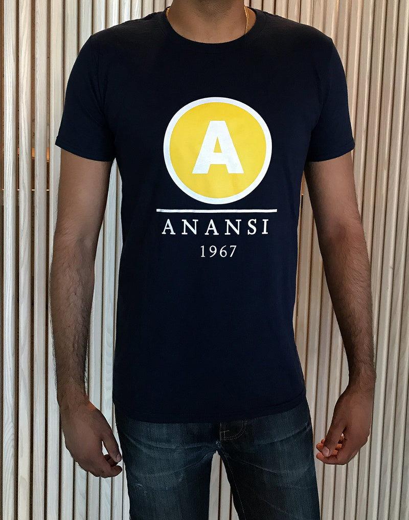 Cover of Men's Cut Anansi Tee