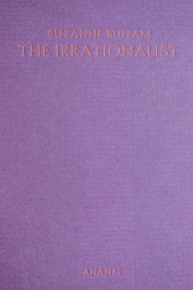 Cover of The Irrationalist chapbook