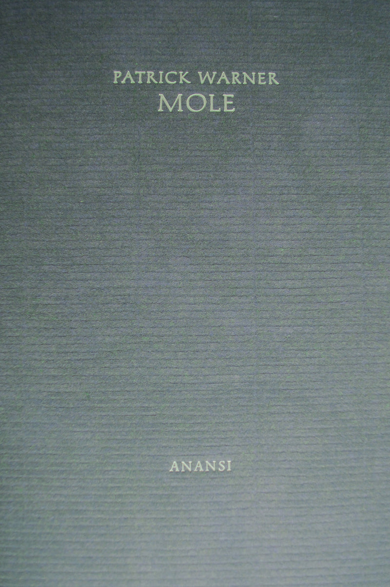 Cover of Mole chapbook