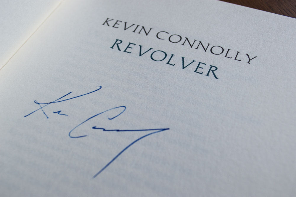 Revolver chapbook (SIGNED)