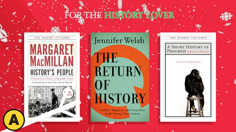 Holiday Gift Pack For The History Lover