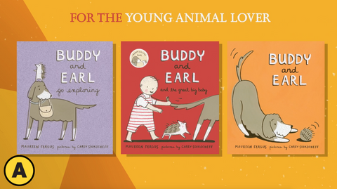 Holiday Gift Pack For the Young Animal Lover
