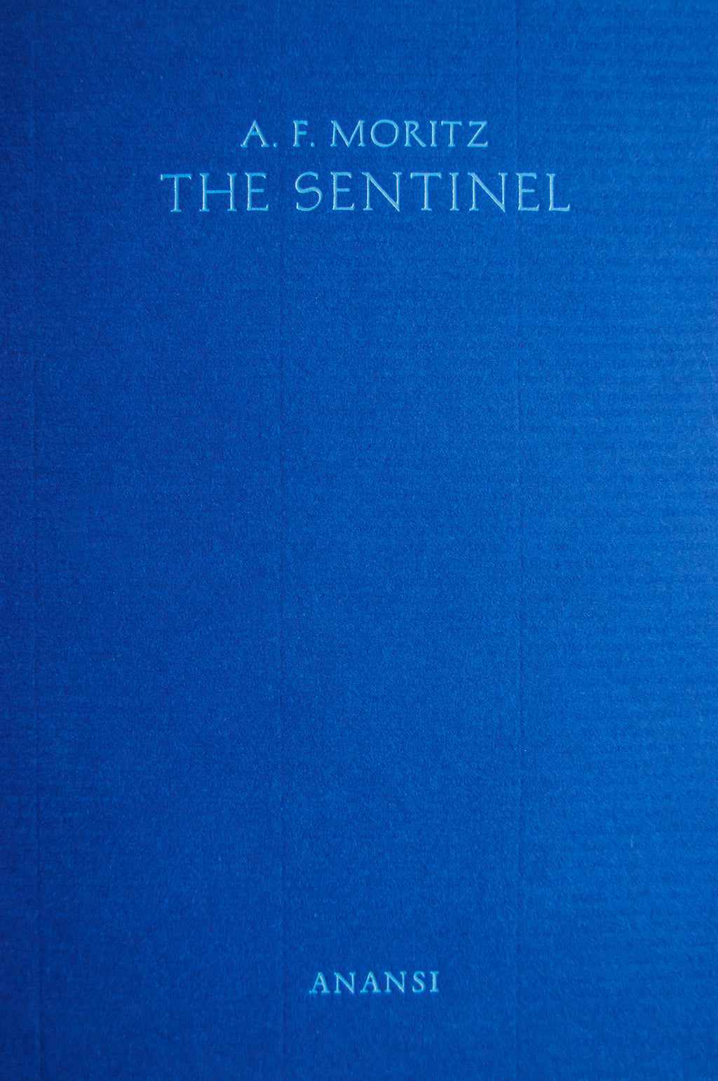 The Sentinel chapbook (SIGNED)